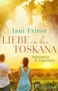 """Cover von """"Liebe in der Toskana"""